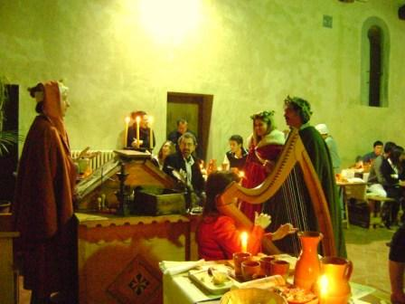 San valentino medievale for Firenze medievale